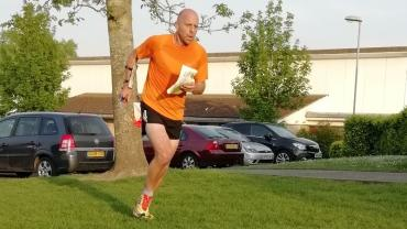 Urban runner Trowbridge