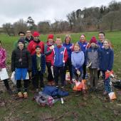 First Orienteering Coaching Session of the year